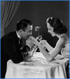 Романтичный вечер в ресторане